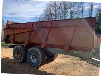 Remorcă autobasculantă agricolă Brimont BB14