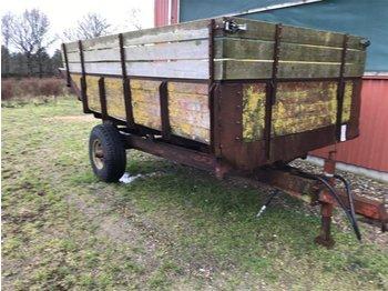 Remorcă autobasculantă agricolă Sonstiges