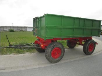 Remorcă autobasculantă agricolă Welger 8T0