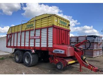 Pöttinger Torro 5700  - remorcă cu autoincarcare