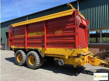 Remorcă cu autoincarcare Schuitemaker Rapide 155S Opraapsnijwagen Ladewagen