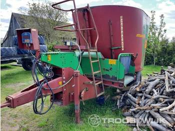 Strautmann Verti Mix 900 - remorcă distribuit furaje
