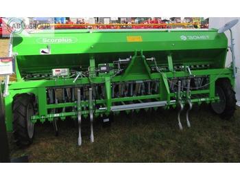 Bomet Universalsähmaschine 3 m/Seed drill double disc coulters/ Механическая сеялка 3 м - semănătoare