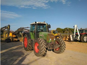 FENDT 818 VARIO TMS - tractor agricol