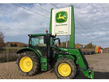 Tractor agricol John Deere 6130R: Foto 1