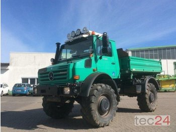 Mercedes-Benz Unimog U 5000 - tractor agricol