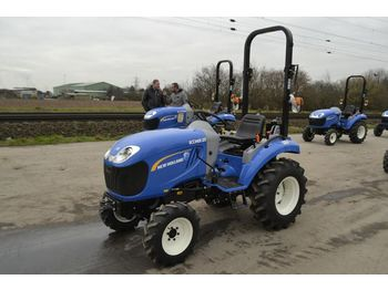 New Holland Boomer 25 - tractor agricol