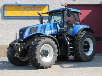 New Holland T8.435 AC - tractor agricol