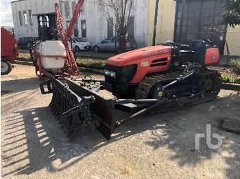 SAME KRIPTON F98N - tractor cu senile
