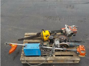 Pallet of Electric Tools / Garden Tools - utilaje pentru gradina