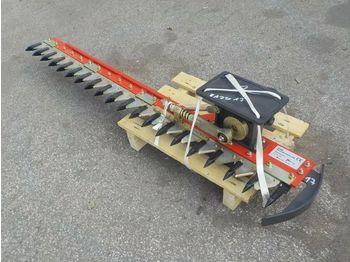 """Unused Scandi-Heak 60"""" Hydraulic Hedge Cutter - utilaje pentru gradina"""