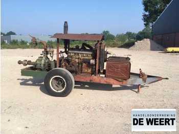 daf motor + caprari pomp mec 100/2a - utilaje pentru irigaţii