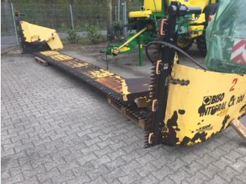 Biso CX 100 - utilaje pentru maşină de recoltat furaj
