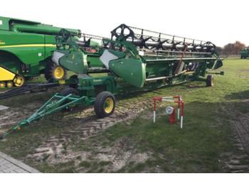 Utilaje pentru maşină de recoltat furaj John Deere ZPF635