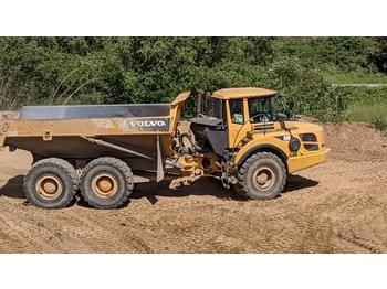 Volvo A 30 F - camion articulat