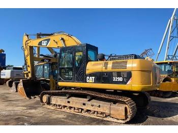 Caterpillar 329 DL  - excavator pe şenile