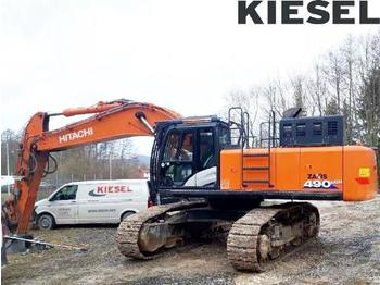 Hitachi ZX490 LCH-6 - excavator pe şenile