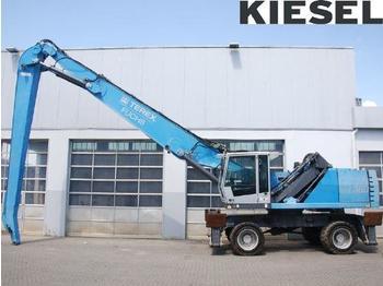 Fuchs MHL360 D - excavator pentru manipulare de materiale