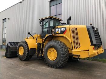 Încărcător frontal Caterpillar 980K Wheel Loader