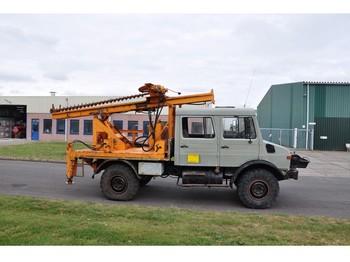 Maşină de foraj Unimog 1300 L Mobile drill B31
