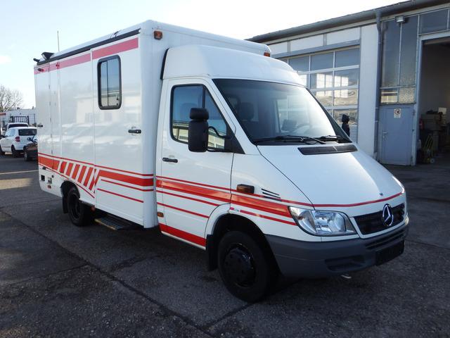 e148c1fec8 Mercedes-Benz Sprinter 413 CDI - Krankenwagen ambulance from Germany ...