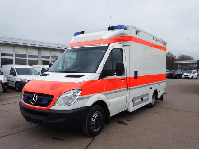 f40c261825 Mercedes-Benz Sprinter 518 CDI - KLIMA - Krankenwagen ambulance from ...