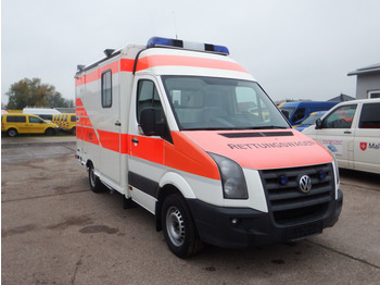 Ambulance VW Crafter 35 L2 - KLIMA - Krankenwagen: picture 1