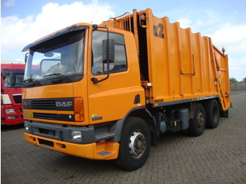 Garbage truck DAF 75-240: picture 1
