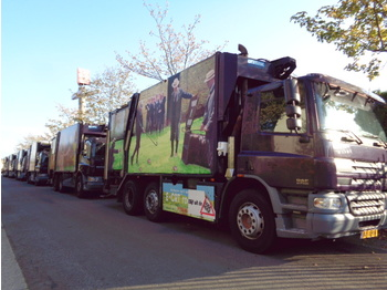 DAF CF75-250 6PIECES IN STOCK - garbage truck