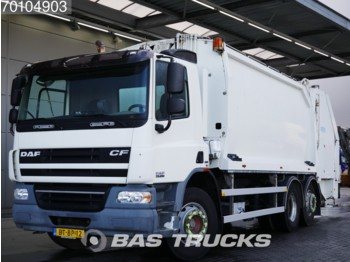 DAF CF75.250 6X2 NL-Truck Euro 5 Superstructure=defect! - garbage truck