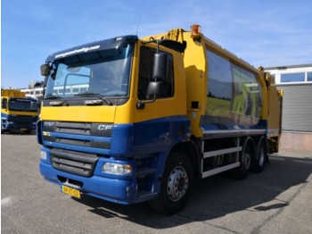 Garbage truck DAF CF75-250 6x2/4 Euro 3 Geesink GPM III - Airco - Full Working condition!