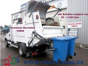 Müllwagen hersteller