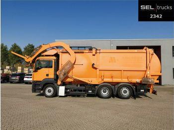 Garbage truck MAN TGS 26.320 6X2-2 BL /Lenkachse /MIETEN ??