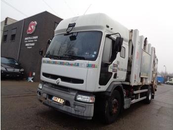 """Garbage truck Renault Premium 260 VDK pusher 2000 173""""km"""