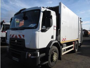 Renault Wide D19 - garbage truck