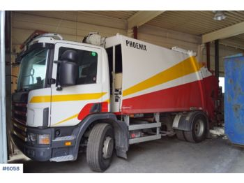Scania P94 - garbage truck