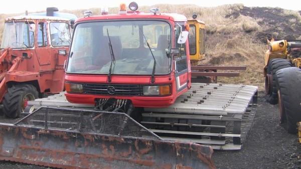 Utility/ special vehicle Kassbohrer Pisten-Bully - Truck1 ID: 882881