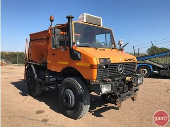 MERCEDES-BENZ UNIMOG - utility/ special vehicle