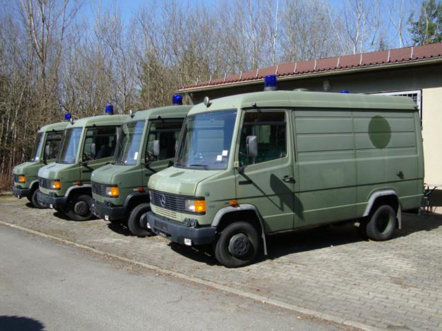 Mercedes Benz 609 D Ka Ambulance Bundeswehr Bw Utility