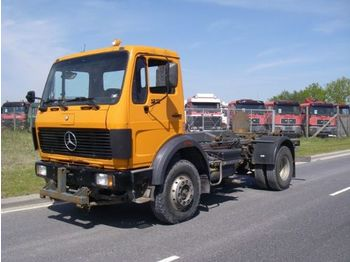 Utility/ special vehicle Mercedes-Benz NG 1217 A 4X4 TIPPER....