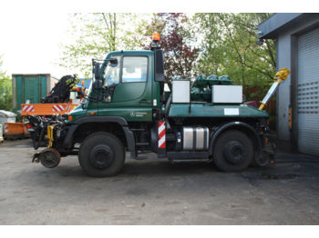 Mercedes-Benz U400,U300,U500,Unimog,Road and Rail,Zweiwege,  - utility/ special vehicle