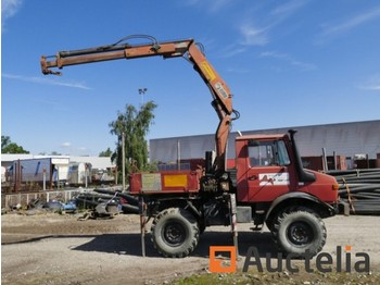 Utility/ special vehicle Mercedes-Benz Unimog U125OL