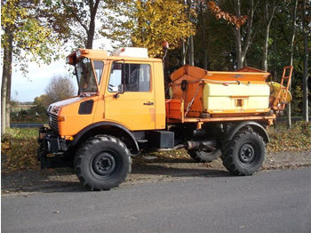 Mercedes-Benz Unimog,U 1250,U1450,UGN  - utility/ special vehicle