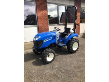 Municipal tractor New Holland Boomer 20