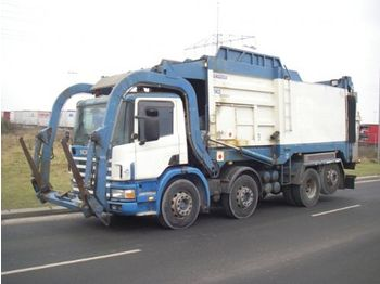 Utility/ special vehicle Scania P 124 GB 8X2+6 360 HK 30M3: picture 1