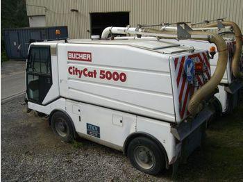 BUCHER 5000  - sweeper