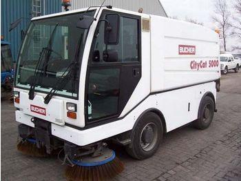 BUCHER City Cat 5000  - sweeper
