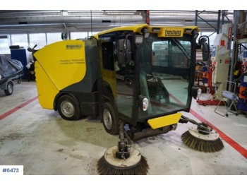 Boschung S2 - sweeper