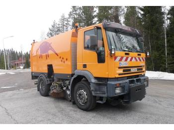 Brock SL280 Iveco 190E  - sweeper