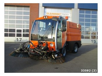 Bucher CC 2020 XL EURO 5 motor - sweeper